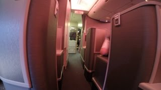 New American Airlines Business Class 777-200 (772) with Lie Flat Beds