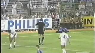 Реал - Динамо Киев 1986