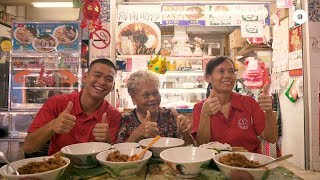 Generations of Yi Bua Kueh Makers