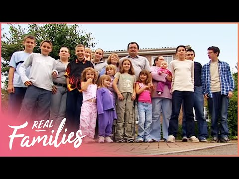 Britain's Biggest Brood (Parenting Documentary) | Real Families