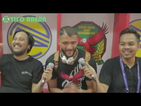 LIRIDON NAK MAIN MALAYSIA!! | #Interview