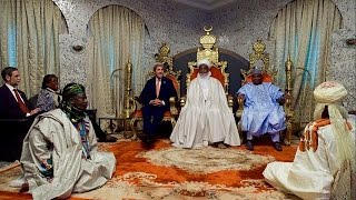 Nigeria: US Secretary of State Kerry hails Sokoto caliphate's religious tolerance