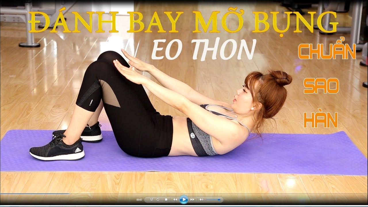 5 bài tập gym giúp giảm mỡ bụng eo thon dễ tập - Trung tâm thể dục thể hình Gym Fitness & Yoga