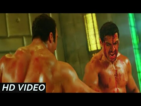 John Abraham [ Most Deadly Fight ] of Race...