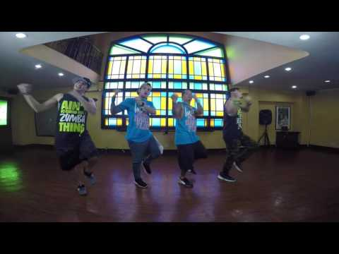 Cmon Ride It:Party Train / Zumba fitness / Dance for life Zamora brothers / Manoeuvres