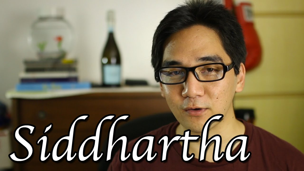 What is a literary analysis for the book siddhartha ?