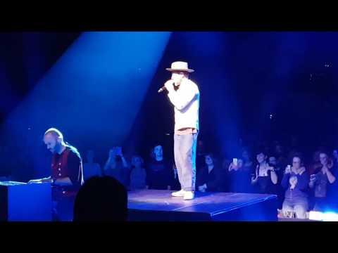 Concert Live Christophe MAE le 2 Mars à Amiens part 01