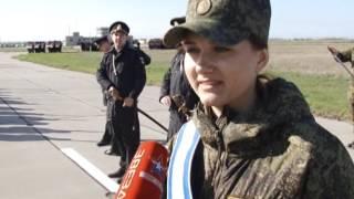 В параде примут участие женские батальоны