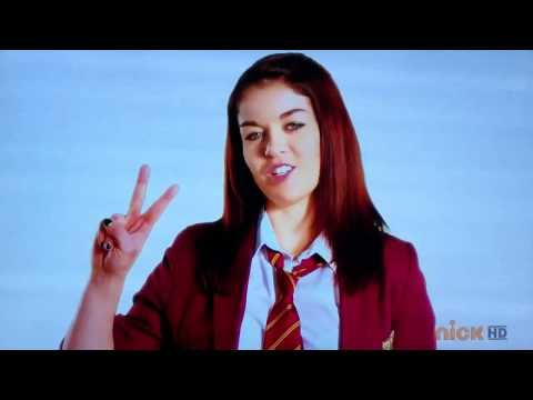Jade Ramsey 'I Am Victorious' Nickelodeon Ident