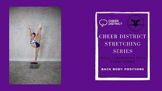 Stretching Series - Episode 7 - Back Body Positions