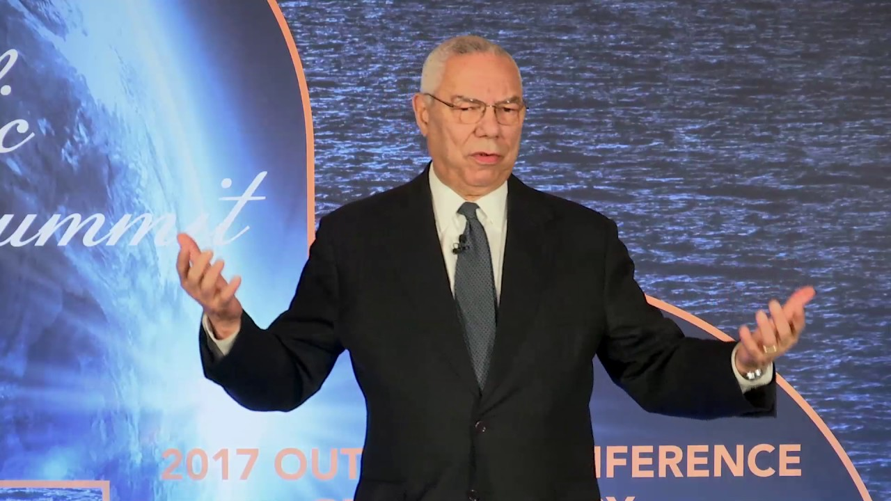 Colin Powell: 'I can no longer call myself a fellow Republican' | TheHill