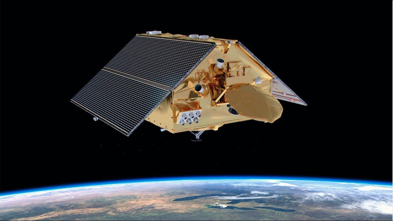 Una nueva misión para medir los mares desde el espacio