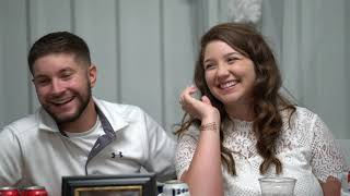 Cole & Courtni - Rehearsal Dinner