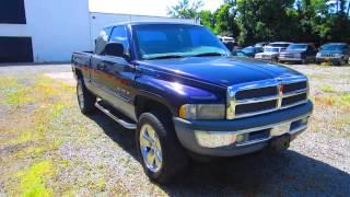 2001-ram-pickup-1500-1 Dodge Ram 1500 Magnum Laramie Slt V8 Pick Up