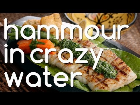 A Dish To Impress - Make Hammour In Crazy Water