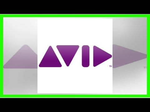 Breaking News | Avid Transforms TV News Production for RTS Senegal Africa