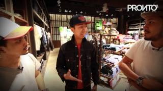 PRONTO DENIM SUPER REVIEW ตอนที่29 : MISSION MAKEOVER @ PRONTO CENTRAL EMBASSY