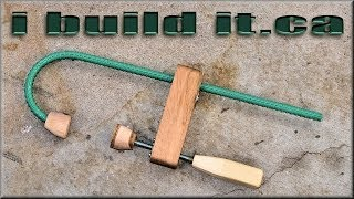 Make A Clamp From Rebar