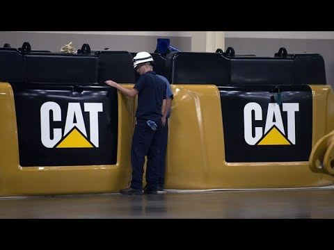 Caterpillar Lowers 2019 EPS Guidance as 3Q EPS, Revenue Miss Estimates