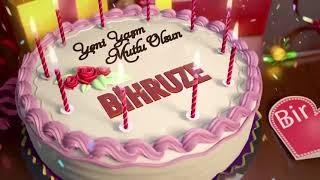 İyi ki doğdun BİHRUZE - İsme Özel Doğum Günü Şarkısı