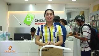 [Chiếm Tài Mobile] - Mở hộp và Giới thiệu Đèn LED Xiaomi Philips EyeCare 2