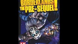 Прохождение Borderlands: The Pre-Sequel (соло, Вильгельм) pt6 - Краснопузики