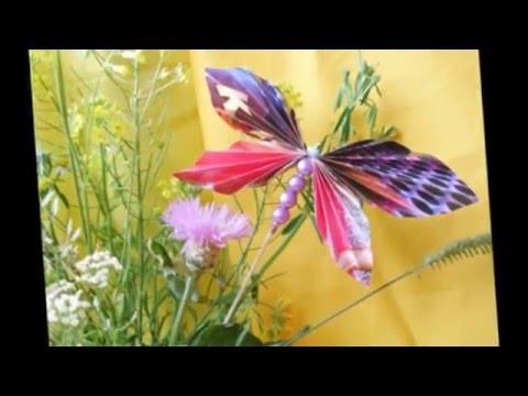 Поделка  Прелестные бабочки своими руками