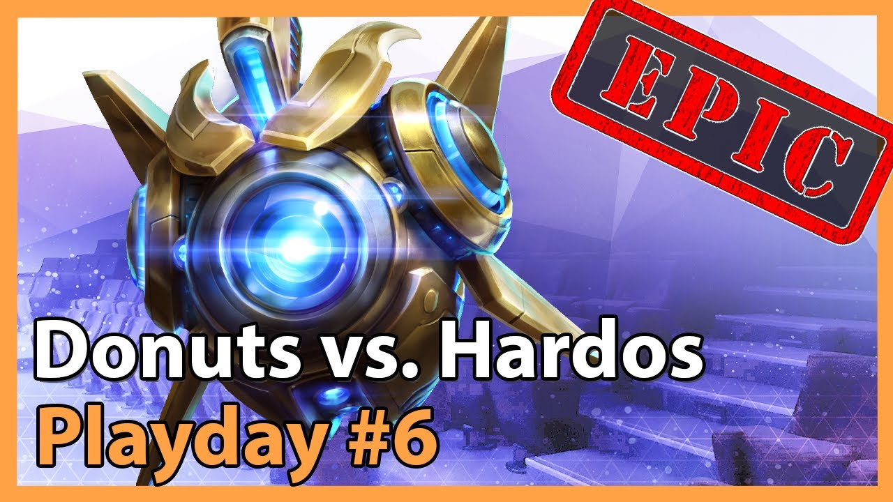 EPIC! Hardos vs. Donuts - MC - Heroes of the Storm 2021