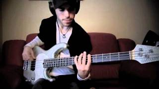 RHCP - Scar Tissue [Bass Cover by Miki Santamaria]