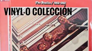 Baixar Colección Album Rojo The Beatles | 1962-1966 Vinyl-o 2LP