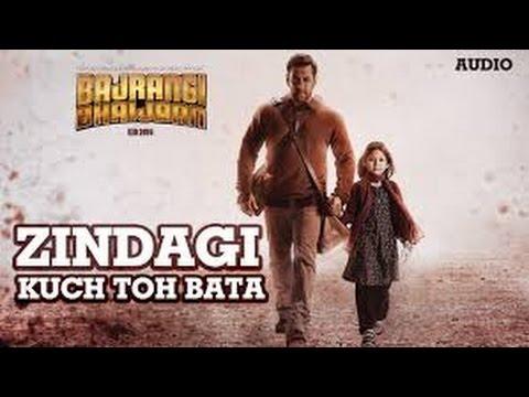 Zindagi Kuch To Bata Cover video | Bajrangi...