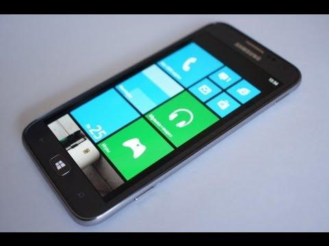 Обзор Samsung Ativ S (review): первый Windows Phone 8 компании