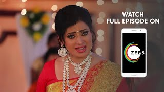 Sembaruthi - Spoiler Alert - 29 Apr 2019 - Watch Full Episode BEFORE TV On ZEE5 - Episode 464