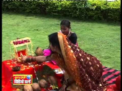 Fulva Dori - Maa Ke Baje Paijaniya - Alka Chandrakar - Chhattisgarhi Devotional Song