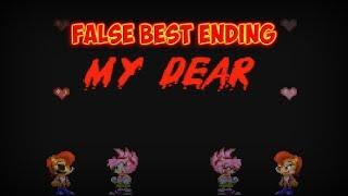 A FALSE BEST ENDING??? | Sally.EXE: Continued Nightmare [FALSE Best Ending]