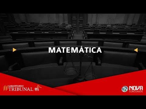 Aula grátis de Matemática - TJ-SP, com Prof. Ricardo Nunes