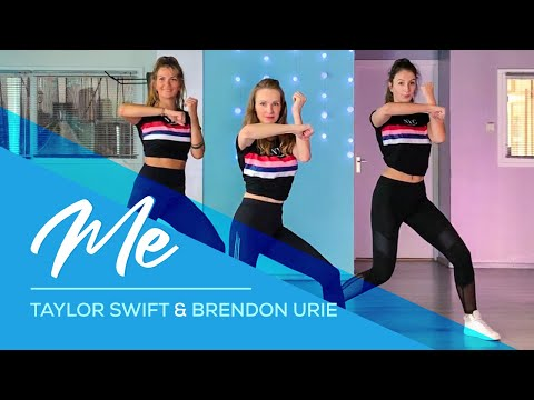 Taylor Swift - ME AS Remix ft Brendon Urie - Easy Fitness Dance Workout  - Combat