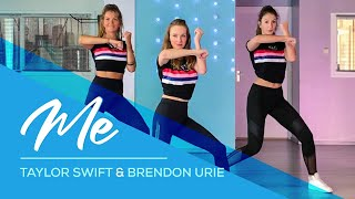 Taylor Swift - ME! (AS Remix) ft Brendon Urie - Easy Fitness Dance Workout video - Combat