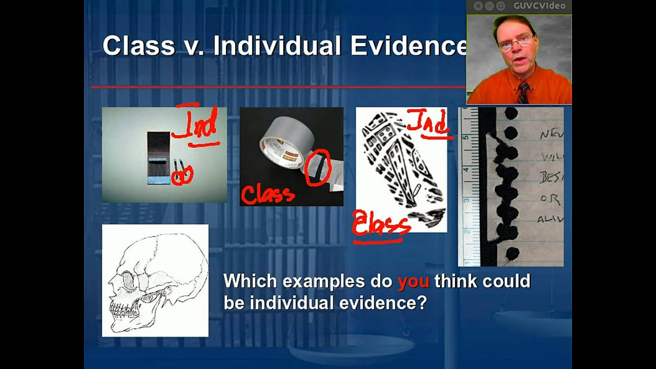 types of evidence part 2 physical evidence youtube. Black Bedroom Furniture Sets. Home Design Ideas