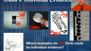 Types of Evidence, Part 2 -- Physical Evidence