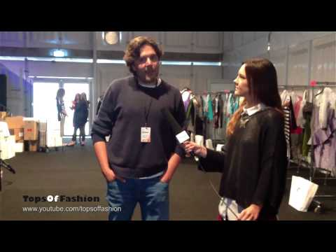 Massimo Giordano im TopsOfFashion-Interview