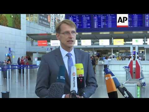 Troubled Ryanair hit by 24-hour German strike