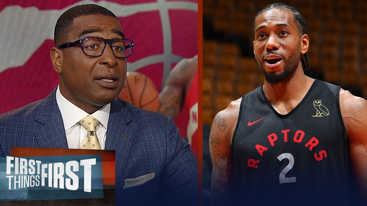 Kawhi Leonard will consider 5 teams in free agency - Cris Carter reports | NBA | FIRST THINGS FIRST