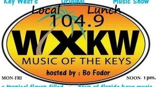 "104.9FM ""the X"" Key West - Bo Fodor"