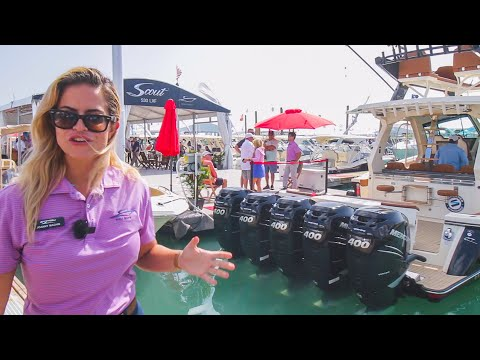 2020 Miami Boat Shows | Day 1 | Kickoff To An Incredible Show!