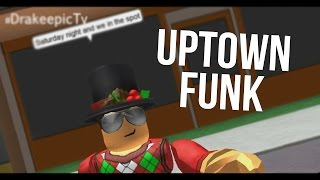 [HD] Mark Ronson - Uptown Funk ft. Bruno Mars {ROBLOX SHORT}