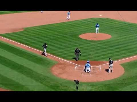 Jose Abreu and Yonder Alonso go back-to-back against Jorge Lopez and the Royals