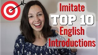 Download lagu How to Pronounce TOP 10 English Introductions MP3