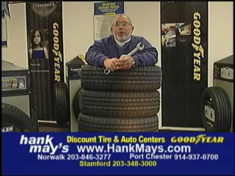 Hank May