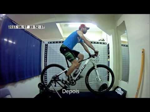 Studio CicloFit   Dê Thompson   Mtb Caloi Elite Carbon